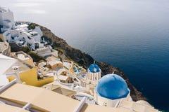 Blauwe Koepel Royalty-vrije Stock Afbeelding