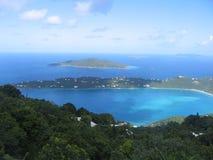 Blauwe Lagune Royalty-vrije Stock Foto