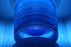 Blauwe Lens stock foto's