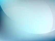 Blauwe Lichte Abstracte Achtergrond. + EPS10 Stock Foto