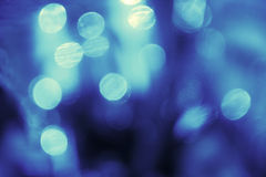 Blauwe lichte achtergrond Stock Foto