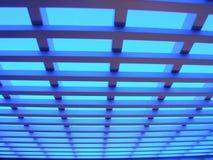 Blauwe lichten Stock Afbeeldingen