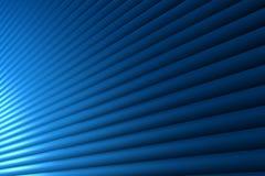 Blauwe lijn Royalty-vrije Stock Afbeelding