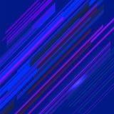 Blauwe lijnachtergrond Royalty-vrije Stock Afbeeldingen