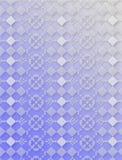 Blauwe lijnen Royalty-vrije Stock Foto's