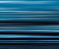 Blauwe Lijnen Stock Foto