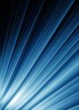 Blauwe lijnen Stock Afbeeldingen