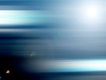 Blauwe lijnen royalty-vrije illustratie