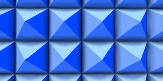 Blauwe macht in grote textuur Stock Fotografie