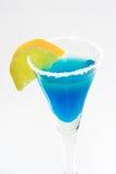 Blauwe Margarita Stock Foto's