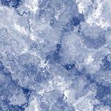Blauwe marmeren achtergrond royalty-vrije stock afbeelding