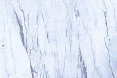 Blauwe marmeren textuur Royalty-vrije Stock Fotografie