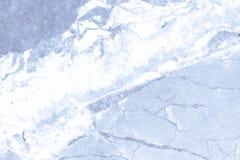 Blauwe marmeren textuur Royalty-vrije Stock Foto's