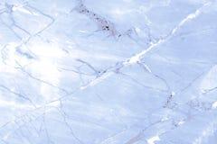 Blauwe marmeren textuur Stock Foto