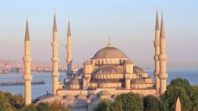 Blauwe Moskee stock videobeelden