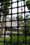 Blauwe Moskee, Istanboel Stock Afbeelding