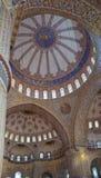 Blauwe Moskee, Istanboel Royalty-vrije Stock Fotografie