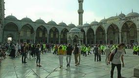 Blauwe Moskee Istanboel Royalty-vrije Stock Foto
