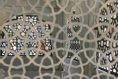 Blauwe moskee Istanboel, Turkije Royalty-vrije Stock Fotografie