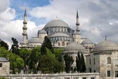 Blauwe Moskee, Turkije, Istanboel Stock Foto