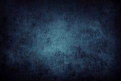 Blauwe muur Royalty-vrije Stock Afbeelding