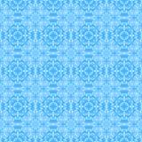 Blauwe naadloze patronen, vector Stock Foto's