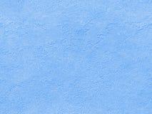 Blauwe naadloze steentextuur Blauwe Venetiaanse pleister achtergrond naadloze steentextuur De traditionele blauwe Venetiaanse ste Stock Foto