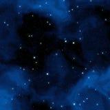 Blauwe nevel Stock Afbeeldingen