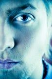 Blauwe ogen Royalty-vrije Stock Foto's
