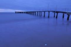 Blauwe Overzees Stock Fotografie