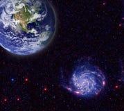 Blauwe planeet Royalty-vrije Stock Afbeelding