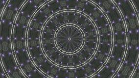 Blauwe roterende abstracte achtergrond royalty-vrije illustratie