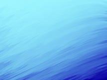 Blauwe samenvatting Stock Afbeelding