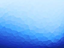 Blauwe samenvatting Stock Foto's