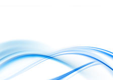 Blauwe samenvatting Royalty-vrije Stock Afbeelding