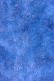 Blauwe Samenvatting Geschilderde Achtergrond royalty-vrije stock foto's
