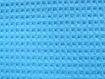 Blauwe spons royalty-vrije stock fotografie