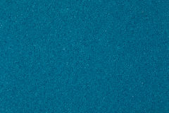 Blauwe sponzige macroachtergrond Stock Afbeeldingen