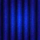 Blauwe stof Royalty-vrije Stock Fotografie