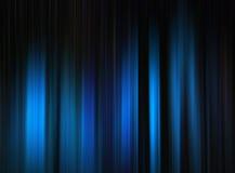 Blauwe streepsamenvatting Stock Fotografie