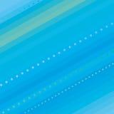 Blauwe strepenachtergrond Stock Foto's