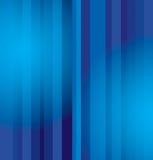 Blauwe strokenachtergrond   stock afbeelding