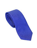Blauwe Stropdas stock fotografie