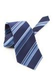 Blauwe Stropdas stock foto