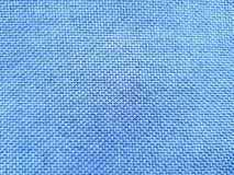 Blauwe structuurachtergrond van blauw Jean Regelmatig patroon royalty-vrije stock foto