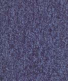Blauwe tapijttextuur Royalty-vrije Stock Afbeeldingen