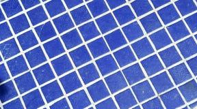 Blauwe tegels Royalty-vrije Stock Afbeelding