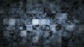 Blauwe Tegelsachtergrond royalty-vrije illustratie