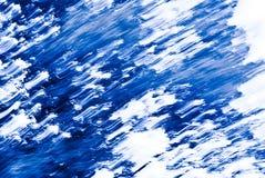 Blauwe Textuur #647 Stock Afbeeldingen