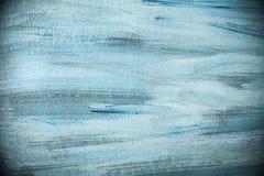 Blauwe Textuur Als achtergrond Stock Afbeelding